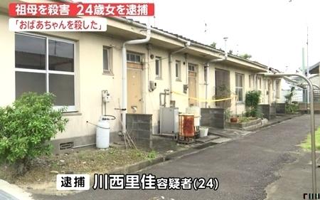 熊本県八代市24歳孫娘が祖母殺害で逮捕1.jpg