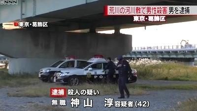 東京葛飾区荒川河川敷男性殺人事件1.jpg