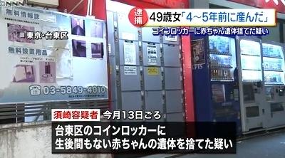 東京都台東区JR鶯谷駅ロッカー嬰児死体遺棄2.jpg
